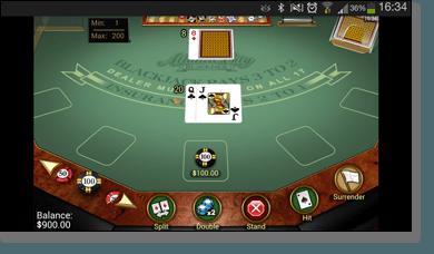 Online Casino Handy App