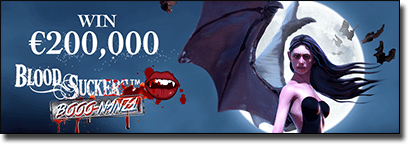 Blood Suckers $20,000 cash giveaway at Slots Million