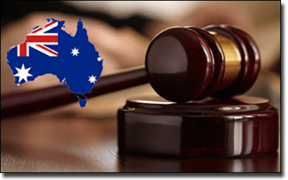 Australian gambling laws surrounding online casino sites