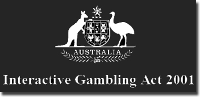 Interactive Gambling Act of 2001 in Australia