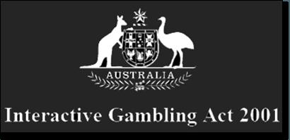 Interactive Gambling Act of 2001 in Australia