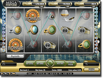 Play Everybody's Jackpot Online Pokies at Casino.com Australia