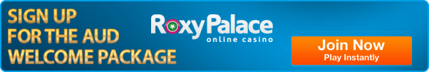 Roxy Palace Casino February Frenzy AUD promotions