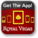Royal Vegas online mobile casino app