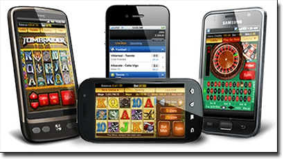 Mobile online casinos for Australian punters