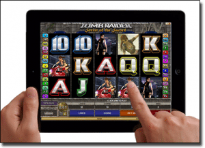 Play mobile pokies on iPhone, iPad and Samsung