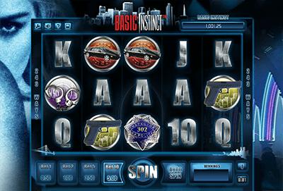 Basic Instinct progressive jackpot pokies by iSoftBet