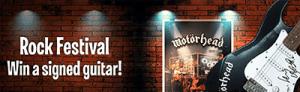 Motorhead promotion at Leo Vegas Casino