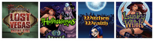 32Red.com Halloween pokies special
