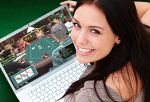 Female players at online casinos