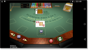 Vegas Single Deck 21 for Android