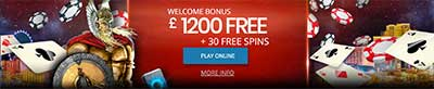 Royal Vegas Casino sign up bonus and promo code