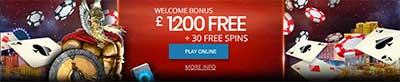 Royal Vegas Casino sign up bonus and promo code