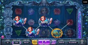 Beauty and the Beast online slots by Yggdrasil Gaming