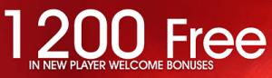 Royal Vegas Casino bonus offer