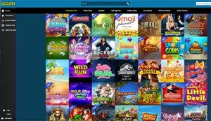 Thrills.com instant-play no-download games casino