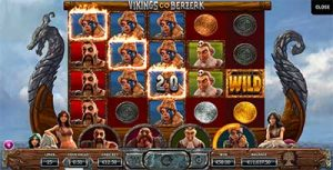 Vikings Go Bezerk online slots by Yggdrasil Gaming