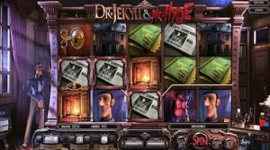 Dr Jekyll & Mr Hyde slot screenshot