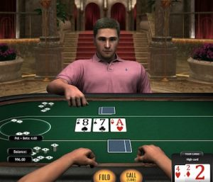Betsoft 3D poker