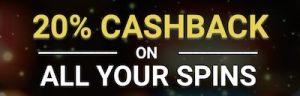 Mongoose Cash Back Bonus