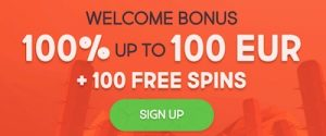 Gunsbet sign-up bonus